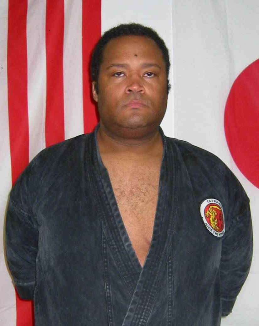 Master Eric Sims, 6th Degree karate/Kobudo