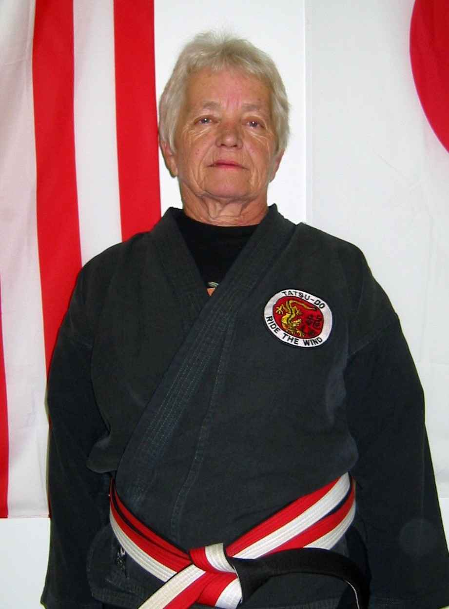 Master Virginia Burnside, 7th Degree Karate/Kobudo