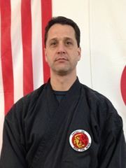 Master Matt Minisce, 4th Degree Karate/Kobudo, 3rd Degree AikiJutsu, 1st Degree Iai