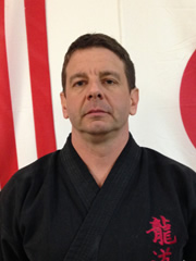Sensei Brent Mistretta, 2nd Degree Black Belt