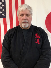 Sensei Brian Webster, 1st Degree Karate
